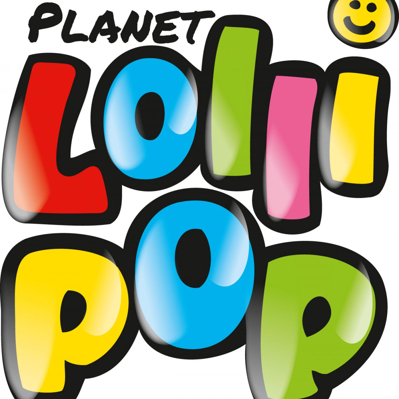 Logo Planet Lollipop.