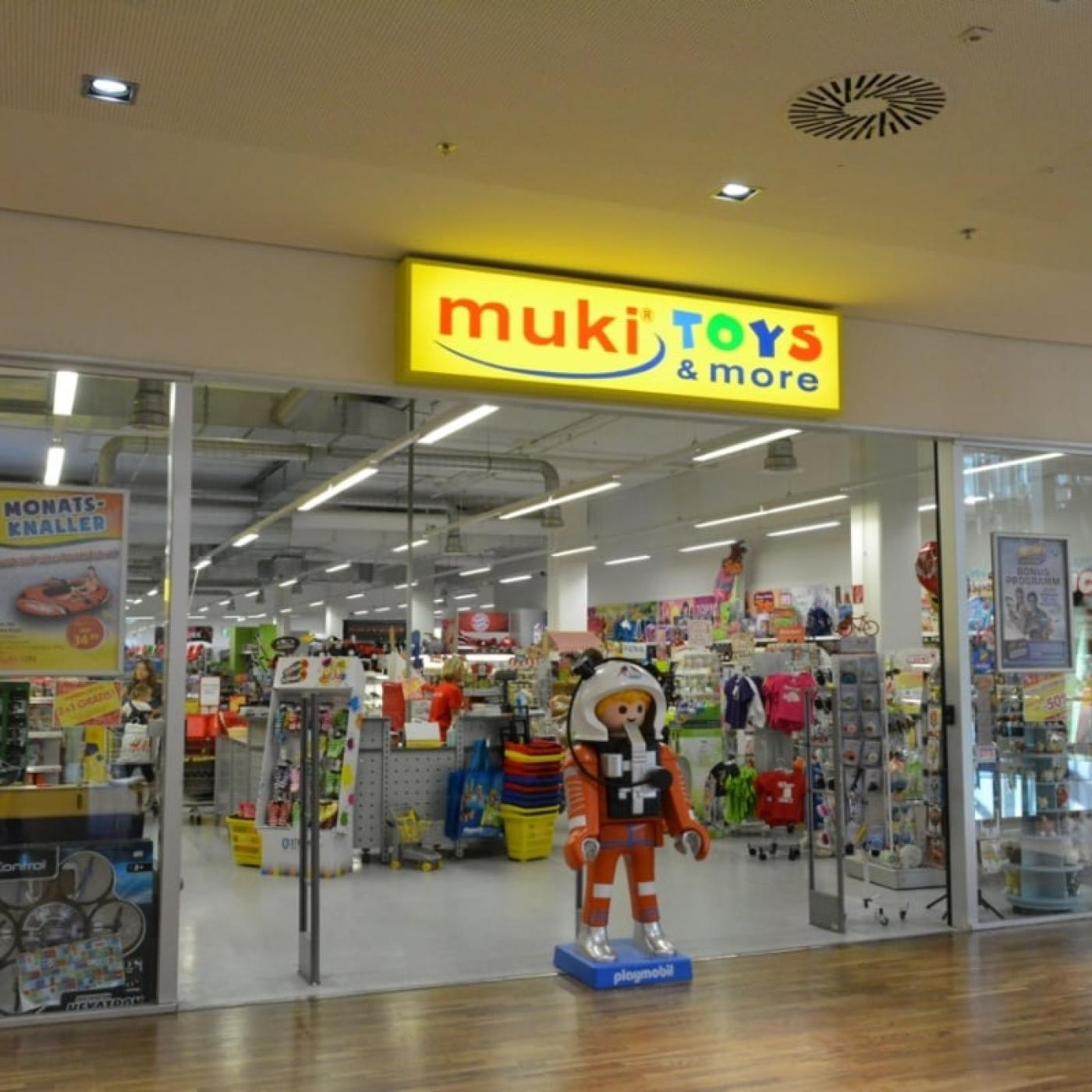 muki TOYS and more Filialle.