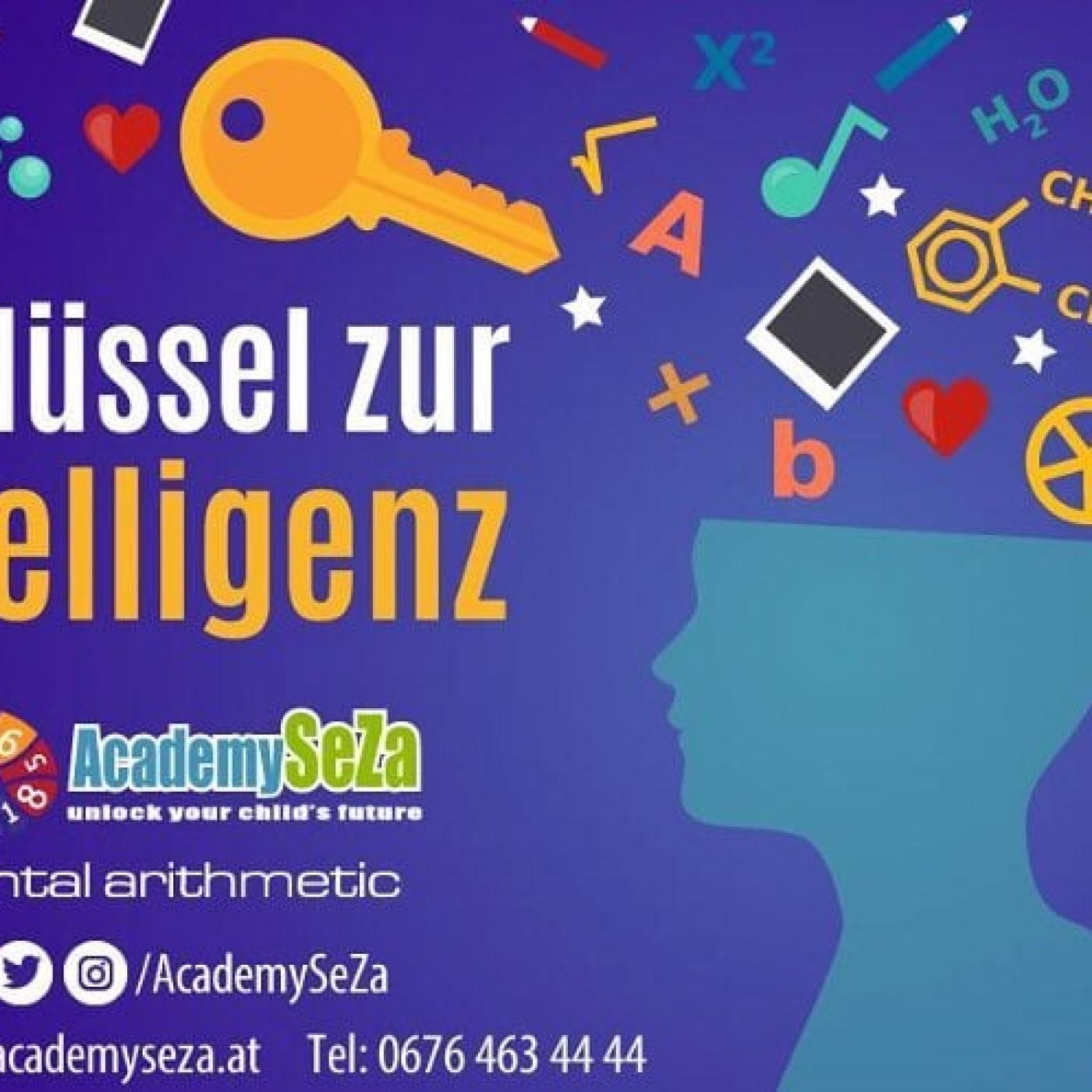 Intelligenztraining in der Academy SeZa in Linz.